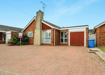 Thumbnail 4 bed detached bungalow for sale in Eccles Road, Ipswich