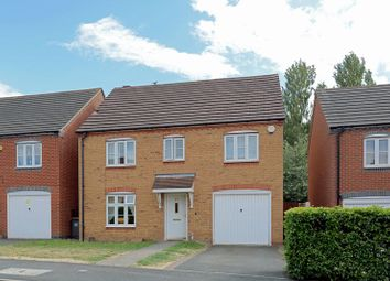 Thumbnail 4 bed detached house for sale in 83 Caldera Road, Hadley, Telford
