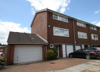 Thumbnail 3 bed town house for sale in Balmore Crescent, Cockfosters, Barnet