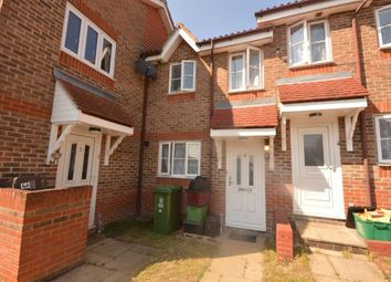 Thumbnail 2 bed terraced house to rent in Chart Hills Close, London
