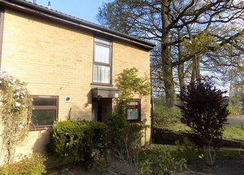 Thumbnail 2 bed end terrace house to rent in Raglan Road, Knaphill, Woking