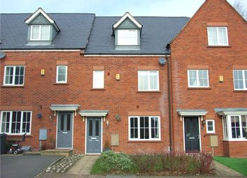 Thumbnail 4 bed town house for sale in Church Close, Smalley, Ilkeston