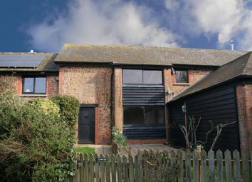 Thumbnail 2 bedroom barn conversion for sale in Budleigh Salterton, Devon