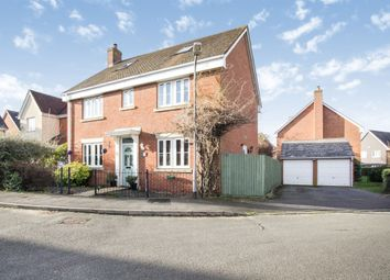 Thumbnail 5 bed detached house for sale in Short Hale, Pitstone, Leighton Buzzard