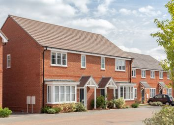 "Thumbnail 3 bed semi-detached house for sale in ""The Yarkhill"" at Deardon Way, Shinfield, Reading"