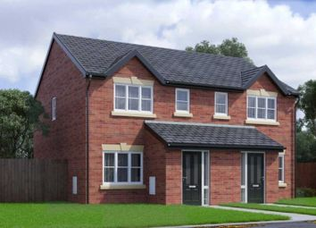Thumbnail 3 bed semi-detached house for sale in Hough Fold Way, Harwood, Bolton