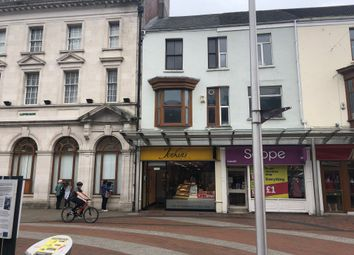 Thumbnail Retail premises for sale in Stepney Street, Llanelli
