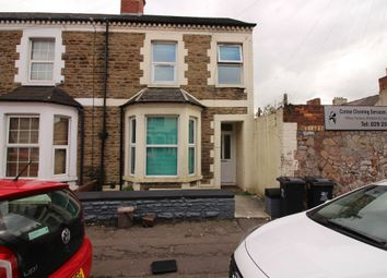 Thumbnail 5 bed terraced house to rent in Moy Road, Roath, Cardiff.