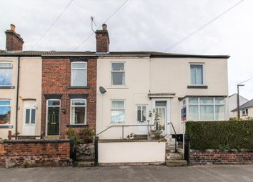 Thumbnail 2 bed terraced house for sale in Prospect Road, Old Whittington, Chesterfield