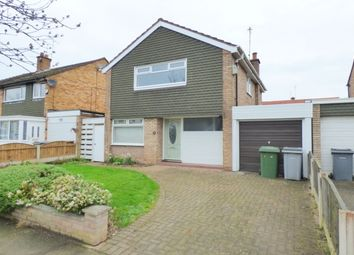 Thumbnail 3 bed detached house to rent in Brookhurst Avenue, Bromborough, Wirral