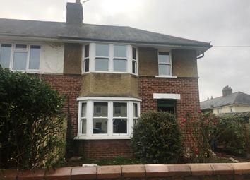 Thumbnail 3 bedroom semi-detached house to rent in Rymers Lane, East Oxford