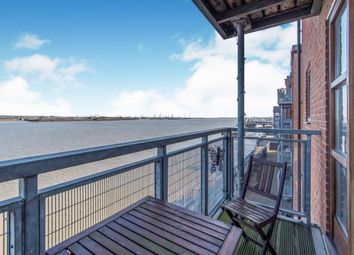 Thumbnail 2 bed flat for sale in Russell Quay, West Street, Gravesend, Kent