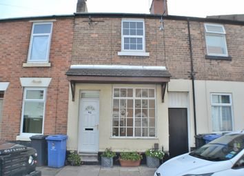 Thumbnail 2 bed terraced house for sale in Camden Street, Stockbrook, Derby, Derbyshire