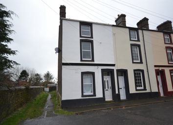 Thumbnail 4 bed end terrace house for sale in Brisco Road, Egremont, Cumbria