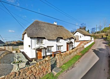 Thumbnail 3 bed cottage for sale in Gabwell Hill, Stokeinteignhead, Newton Abbot