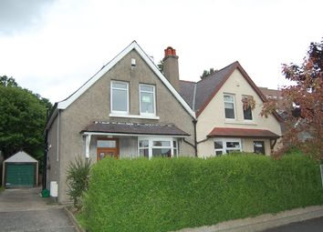 Thumbnail 3 bed semi-detached house to rent in Crathie Terrace, Aberdeen