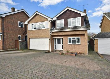 Thumbnail 5 bed detached house for sale in Sylvan Tryst, Billericay, Essex