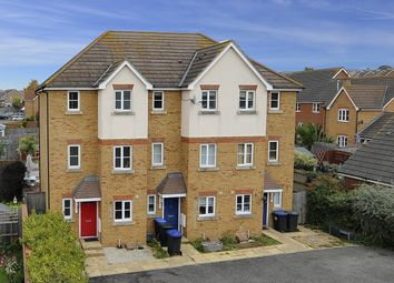 Thumbnail 3 bed terraced house for sale in Tradewinds, Whitstable, Kent