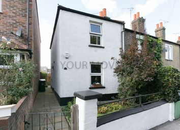 Thumbnail 2 bed terraced house for sale in Aubrey Road, Walthamstow, London