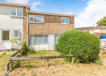 Thumbnail 3 bed terraced house for sale in Cygnet Road, Lordswood, Chatham