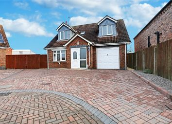 Thumbnail 4 bed detached house for sale in Jubilee Close, Hedon, Hull