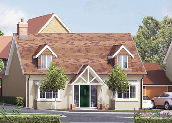 "Thumbnail 2 bed property for sale in ""The Caversham"" at Wagtail Drive, Stowmarket"
