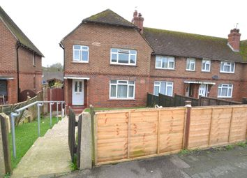 Thumbnail 3 bed end terrace house to rent in The Oval, Findon, Worthing