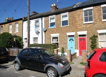Thumbnail 2 bed terraced house to rent in Elton Road, Kingston Upon Thames, Surrey