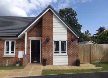 Thumbnail 2 bed bungalow for sale in Cedars Close, Spion Kop, Warsop, Mansfield