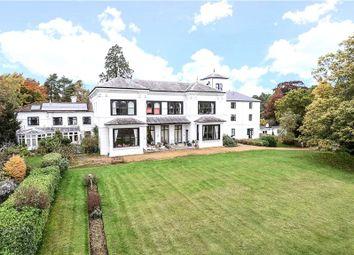 Thumbnail 4 bedroom flat for sale in Sandhurst Lodge, Wokingham Road, Crowthorne