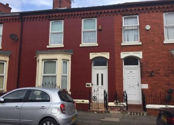 Thumbnail 2 bed terraced house for sale in York Villas, Walton Breck Road, Liverpool