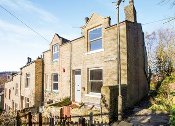 3 bed terraced house for sale in Cliffe Street, Hebden Bridge, West Yorkshire HX7