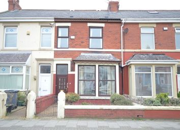 Thumbnail 2 bed terraced house for sale in Threlfall Road, Blackpool