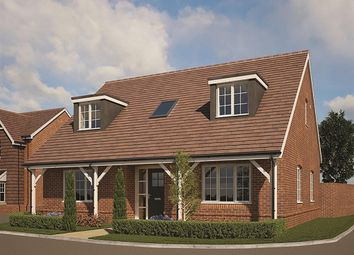 "Thumbnail 5 bed detached house for sale in ""The Lily"" at Farnham Road, Odiham, Hook"