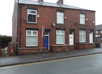 Thumbnail 2 bed end terrace house to rent in Sheepfoot Lane, Royton, Oldham