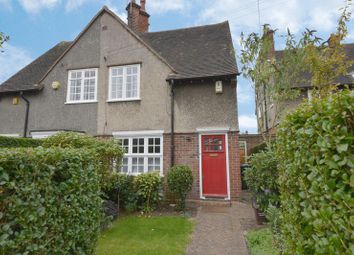 Thumbnail 3 bed cottage to rent in Midholm, Hampstead Garden Suburb