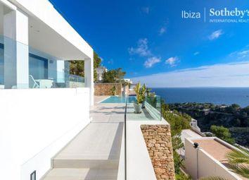 Thumbnail 4 bed villa for sale in Villa With Spectacular Sea Views, Santa Eulalia Coast, Ibiza