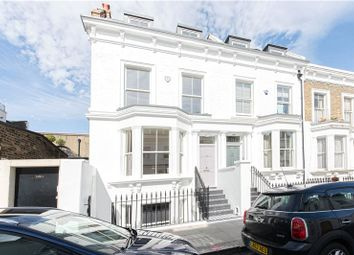 Shawfield Street, Chelsea, London SW3. 4 bed end terrace house
