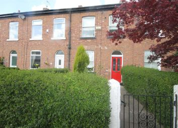 Thumbnail 3 bedroom terraced house for sale in Derwent Road, Urmston, Manchester