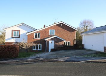Thumbnail 5 bed detached house for sale in Shepherds Rise, Compton, Newbury