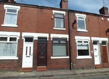 Thumbnail 2 bed terraced house to rent in Lawton Street, Burslem, Stoke-On-Trent