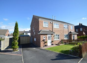 Thumbnail Semi-detached house for sale in Woodside Street, Allerton Bywater, Castleford