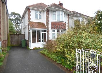 Thumbnail 3 bedroom detached house to rent in Churchfield Road, Poole