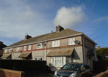 Thumbnail 3 bed end terrace house for sale in Brown Avenue, Llanelli, Carmarthenshire