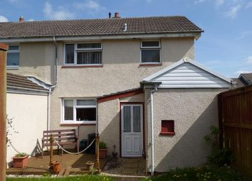 Thumbnail 3 bed end terrace house to rent in West Court, Haverfordwest