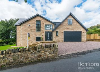 Thumbnail 5 bed detached house for sale in Foxholes Road, Horwich, Bolton