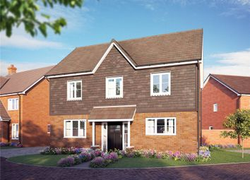 Thumbnail 4 bed detached house for sale in Whiteley Meadows, Botley Road, Whiteley, Hampshire