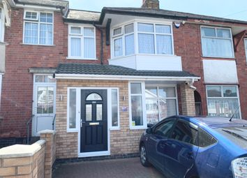 Thumbnail Town house for sale in St Saviours Road, Leicester