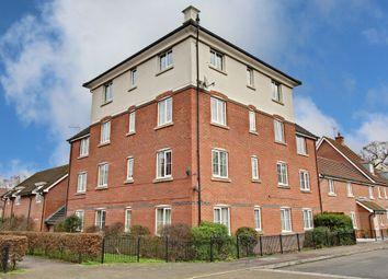 Thumbnail 2 bed flat for sale in Elvetham Rise, Chineham, Basingstoke