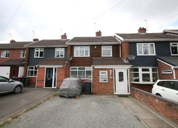 Thumbnail 3 bed terraced house for sale in Friary Road, Atherstone